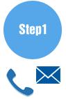 STEP01 お申し込み
